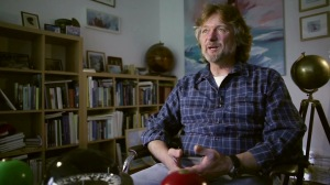 Der Entdecker und Weltreisende Arved Fuchs